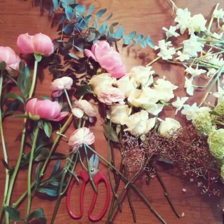 custom flower arrangement online